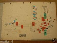 FORD ZEPHYR,ZODIAC,MKI,MKII MOBIL OIL  CHART 1961