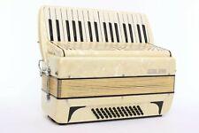 Vintage Settimio Soprani MM Accordion Akkordeon Fisarmonica + Case