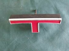 NOS 1969 Ford Torino Grill T Emblem OEM Fairlane 69