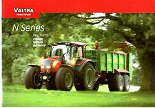 Valtra  N Series Tractors Brochure Classic HiTech Advance 8694E