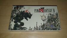 Final Fantasy 6 VI - Super Famicom - OVP - SNES - Super Nintendo - Top