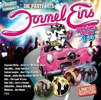 FORMEL EINS-80ER PARTY 2 CD NEU