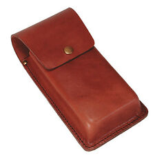 Meter Carrying Case, Leather, Front Loading, 2.3x5.0x9 In (4WPZ1)