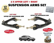 FOR ROVER 600 618 620 623 1993-2000 LEFT+ RIGHT 2x UPPER WISHBONE SUSPENSION ARM
