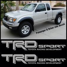 TOYOTA TACOMA TRD SPORT BED DECAL STICKER TUNDRA TRUCK RACING DEVELOPMENT