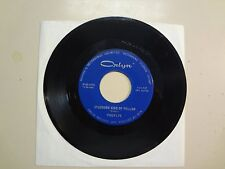 "FIREFLYS: Stubborn Kind Of Fellow 2:47-Take My Hand-U.S. 7"" 1966 Orlyn 8140-6710"