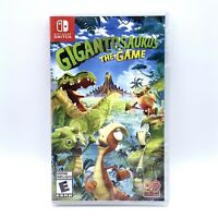 Gigantosaurus The Game (Nintendo Switch, 2020) Brand New/Factory Sealed