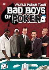 DVD - Sports - World Poker Tour - Bad Boys of Poker - Phil Laak
