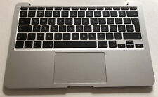 "Apple MacBook 11.6"" A1370 2010 Air POGGIAPOLSI Regno Unito Tastiera Trackpad COMPLETO"