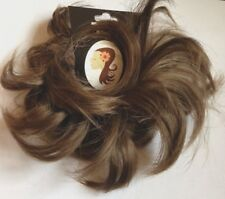 Hair Scrunchie Hair Piece Bun Extension scrunchie Medium Brown small
