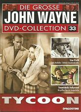 Tycoon / John Wayne DeAgostini Collection 33 / DVD