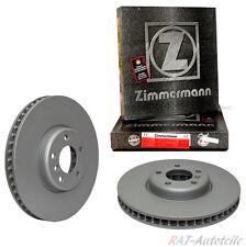 Zimmermann 2xBremsscheiben 316mm-VA-VOLVO S60 I V70 II (SW) XC90 I XC90 II