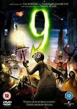 9 (Nine) DVD New UK Stock