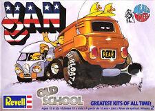 Revell #1745 1:25 dave deal Yan DEALS WHEELS VAN vw bus model kit new in the box