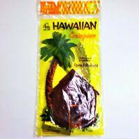 Vintage 1950s BEISTLE HAWAIIAN Art-Tissue CENTERPIECE MINT IN PACKAGE NOS