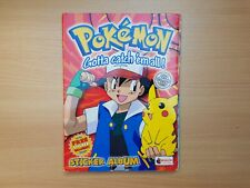 Pokemon Sticker Album Merlin 1999