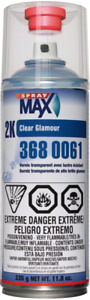 USC 3680061 2K GLAMOUR CLEAR GLOSS CLEARCOAT SPRAYMAX (USC3680061)