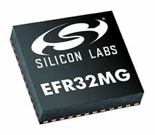 Silicon Labs EFR32MG1P133F256GM48-C0, RF Ricetrasmittente 868MHz 48-Pin Qfn