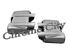 2008-2015 FORD SUPERDUTY F250 CHROME MIRROR COVER  WITH LIGHT