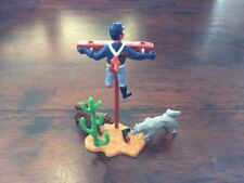 """Timpo Diorama - """"Crucified by Indians and left to the Wolves"""" - Wild West"""