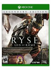 Ryse: Son Of Rome - Legendary Edition [Xbox One XB1, Action Gladiator Combat]