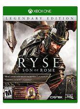 Ryse: Son Of Rome - Legendary Edition [Xbox One XB1, Action Gladiator Combat]