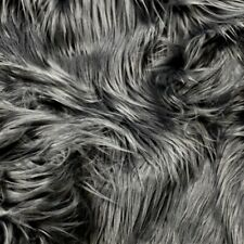 41 Colors Eden 1.5 to 2 Inch Long Pile Soft Faux Fur Fabric by the Yard - 10005