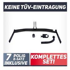 Volkswagen Polo IV 9N 3/5-Tür Fließheck 01-05 Anhängerkupplung starr+E-Satz 7p