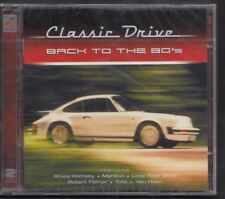 TIME LIFE CLASSIC DRIVE BACK TO THE 80'S 2-CD SEALED! Marillion Van Halen RARE