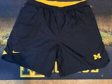 Michigan Wolverines Nike Shorts Rare 4XL size New with tags