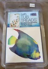 Bath Tub Treads By Aqua Touch - Fish 10 pieces