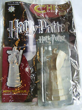 DeAGOSTINI HARRY POTTER CHESS PIECE PART # 17 MAGNETIC WHITE ROOK