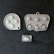 New Sega Saturn Silicon Button Replacement Part Rubber for Controller Gamepad