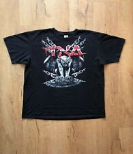 TNA Wrestling T Shirt 2XL XXL Gargoyle Total Nonstop Impact  WWE WWF