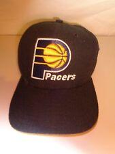 NEW ERA Indiana Pacers Team Apparel Hat Size Med Large Adjustable