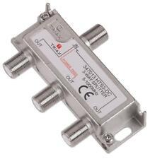 HTS 3DC - 3 Way F Splitter - TRIAX