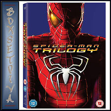 SPIDER-MAN TRILOGY - Tobey Maguire *BRAND NEW DVD BOXSET*