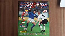 PANINI EURO 1996 EM 96 *  EMPTY ALBUM  LEERALBUM VGC. VERSION ITALIA