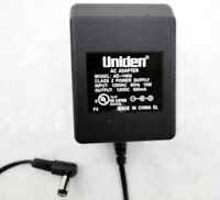UNIDEN AD140U AC ADAPTER, For BC 350 & more, OEM PART. BRAND NEW