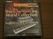 ROLAND  SRX-96  World collection & Legendary XP Essentials--Worldwide shipping--