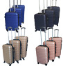 Hard shell Expandable Suitcase 4 Wheel Spinner Lightweight Luggage Travel Cabin