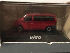 Busch 51137-1//87 Mercedes-Benz Vito-tierrettung NRW-Neuf