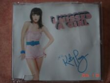 "CD,  ""Katy Perry"" I KISSED A GIRL"
