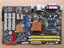 ASUS P5QL SE motherboard Socket 775 DDR2 Intel P43 100% working