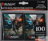 Throne of Eldraine Will Rowan 100 ULTRA PRO deck protectors card sleeve FOR MTG