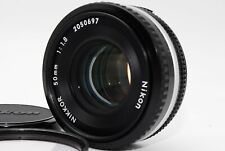 【EXCELLENT+++】Nikon AI-S 50mm F1.8 Pancake MF Lens From Japan 1110