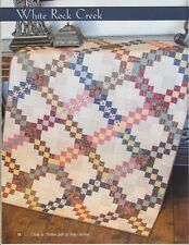 White Rock Creek Quilt Kit featuring Lizzie's Legacy by Betsy Chutchian for Moda
