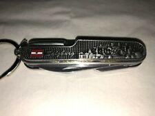 "TSA CONFISCATED SWISS ARMY STYLE POCKET KNIFE ""SALZBURG"""
