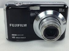 "Fujifilm Finepix AX655 Digital Camera 2.7"" 16MP 5x Zoom w/ SD CARD - Working"