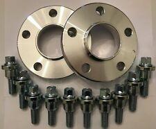 12 mm argento BIMECC bulloni della ruota distanziatori si adatta Range Rover Ruote Per VW T5 T6 T28